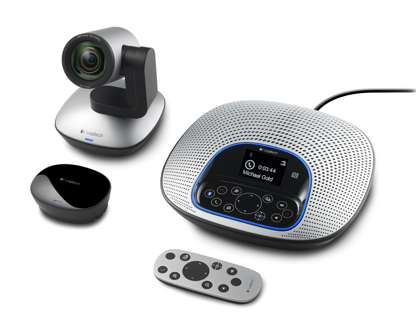 Hệ thống ConferenceCam Logitech cc3000e