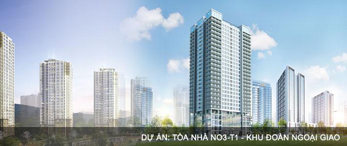 2.Tòa nhà N03-T1 khu Đoàn ngoai giao, Bắc từ liêm, Hà Nội